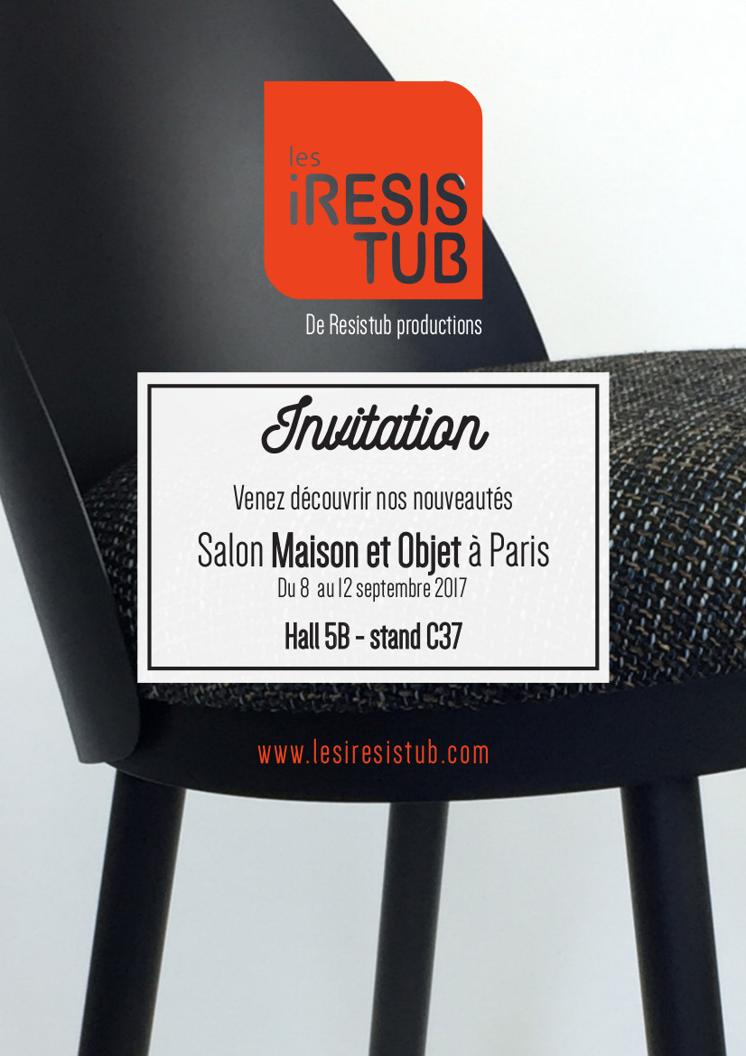 maison objet paris septembre 2017. Black Bedroom Furniture Sets. Home Design Ideas