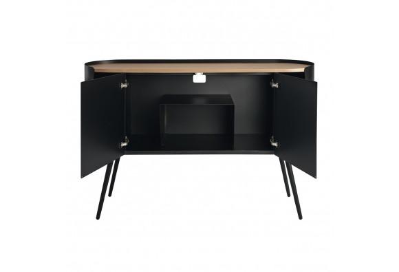 Armand Cabinet 80 Oak wood - Résistub Productions