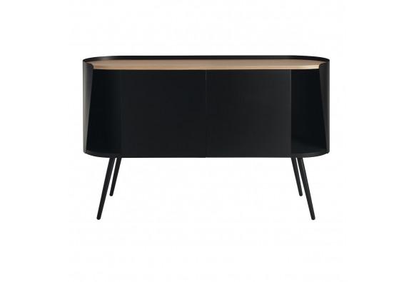 Armand Cabinet 74 Oak wood - Résistub Productions