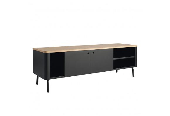 Edgar TV cabinet - Résistub Productions