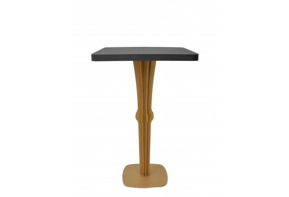 Facette high table cocktail table