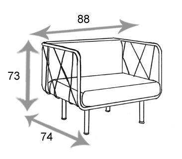 fauteuil jalousy